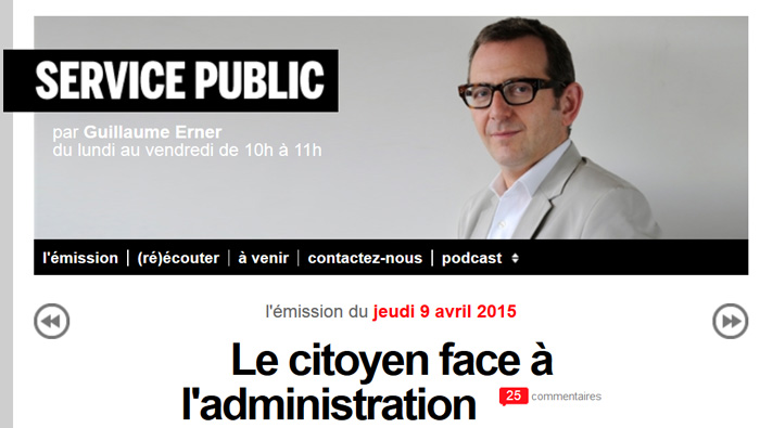 2015-04-09-Le-citoyen-face-a-l-administration-France-Inter