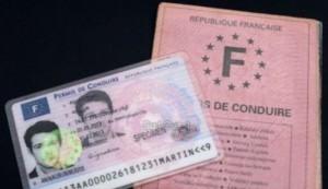 Echange permis conduire homme