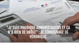 Phobie administrative