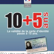 Le point sur la durée de validité de la carte d'identité